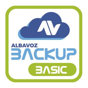 Albavoz Backup BASIC