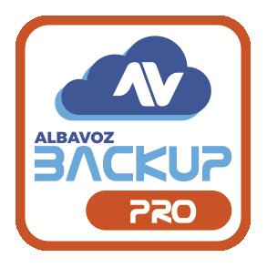 Albavoz Backup PRO